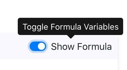 LeadScripts Toggle Formula