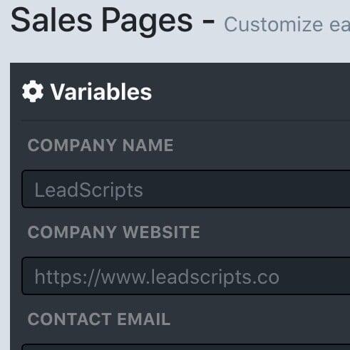 LeadScritps-Copywriting-Engine